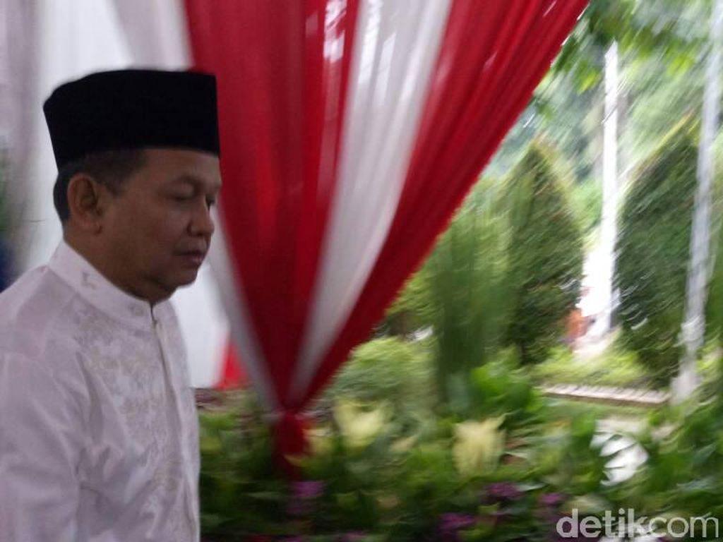 Soetrisno Bachir Hadiri Buka Puasa di Rumah Zulkifli Hasan