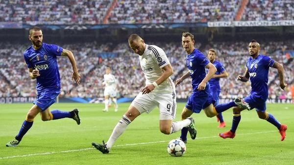Prediksi Juventus vs Madrid di Mata Suporter