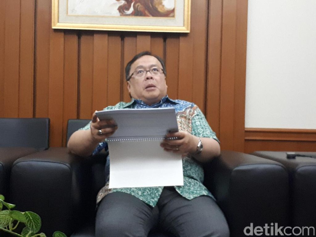 Hasil Kajian Pindah Ibu Kota Dilaporkan ke Jokowi, Apa Saja?