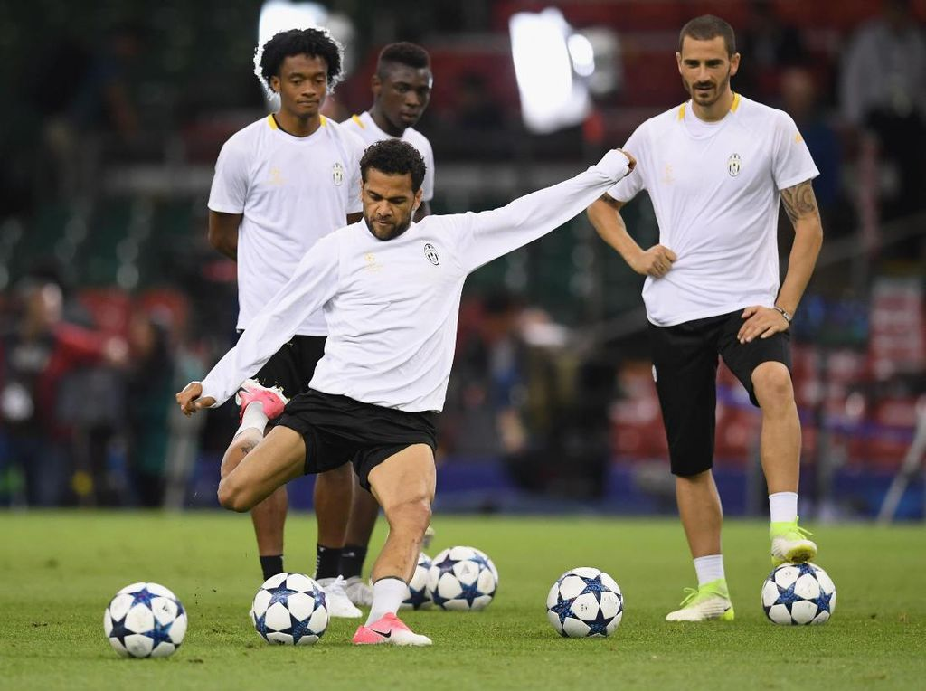 Juventus Harus Bisa Manfaatkan Peluang di Laga yang Istimewa