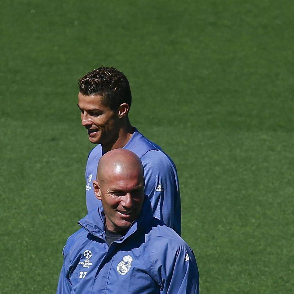 Zidane Bukan Sosok yang Mata Duitan
