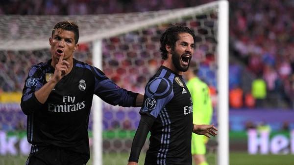 Rumah Taruhan Jagokan Madrid, Ronaldo Cetak Gol Pertama