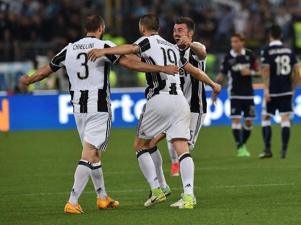 Ronaldo: Bek Juventus Pasti Punya Kelemahan