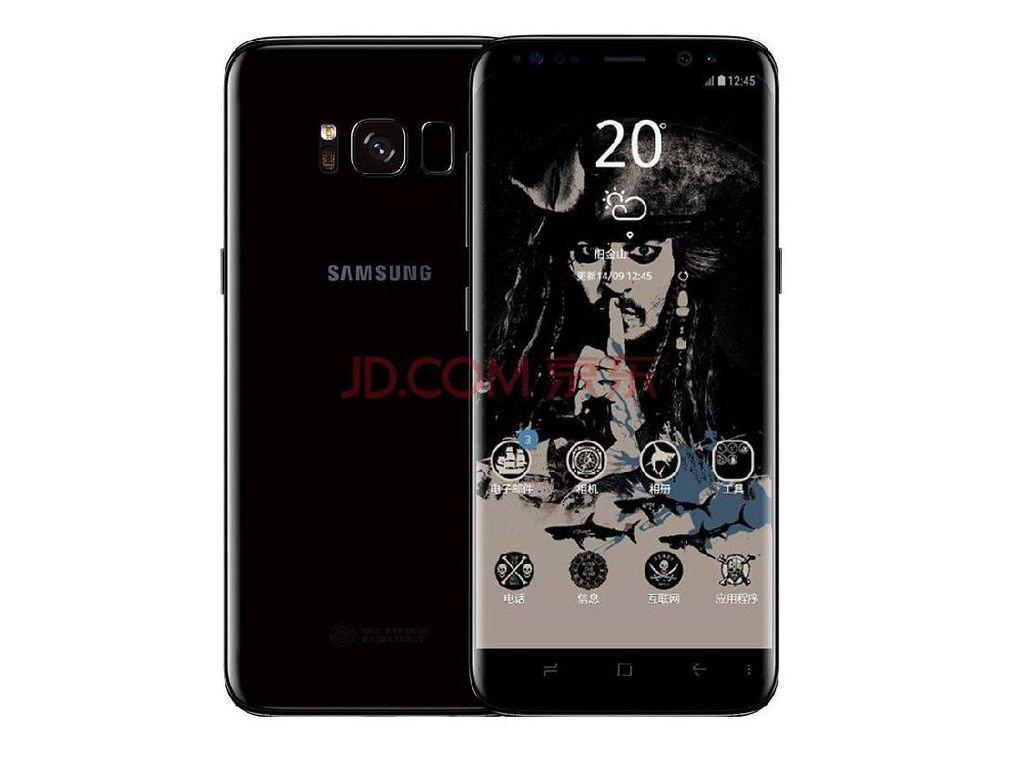 Pengapalan Galaxy S8 Tembus 20 Juta