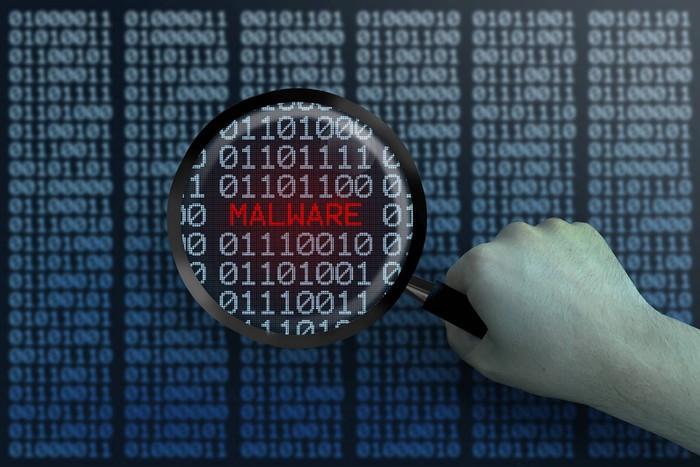 Ilustrasi malware Foto: Istimewa