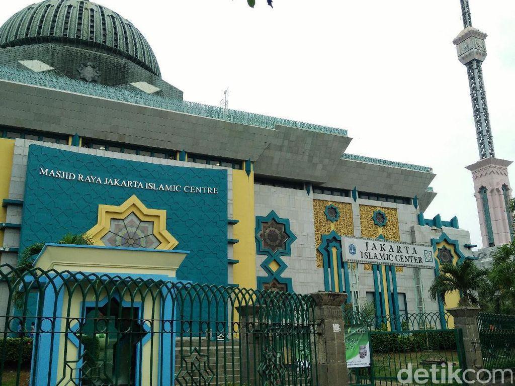 Wisma di Jakarta Islamic Center akan Diubah Jadi Hotel Syariah