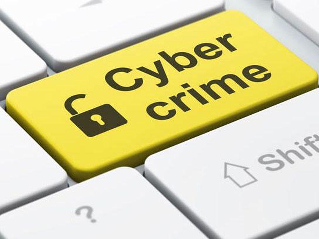 4.000 Laporan Cyber Crime, Mayoritas Korbannya Perusahaan