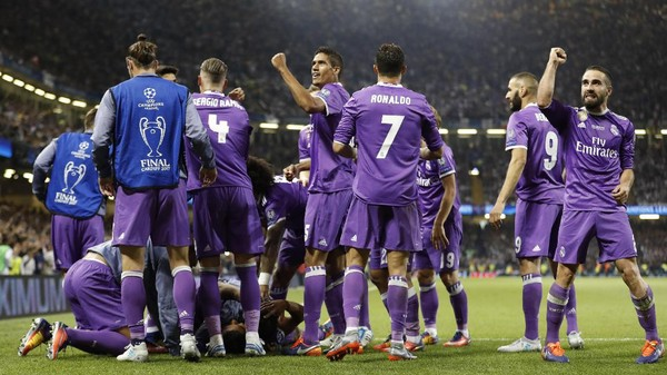 Rekor Hebat Madrid Musim Ini: 100% Bikin Gol