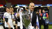 Zidane: Saya Bukan Pelatih Terbaik di Dunia