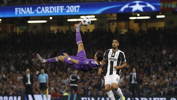 Turun Minum, Juve vs Madrid Berimbang 1-1