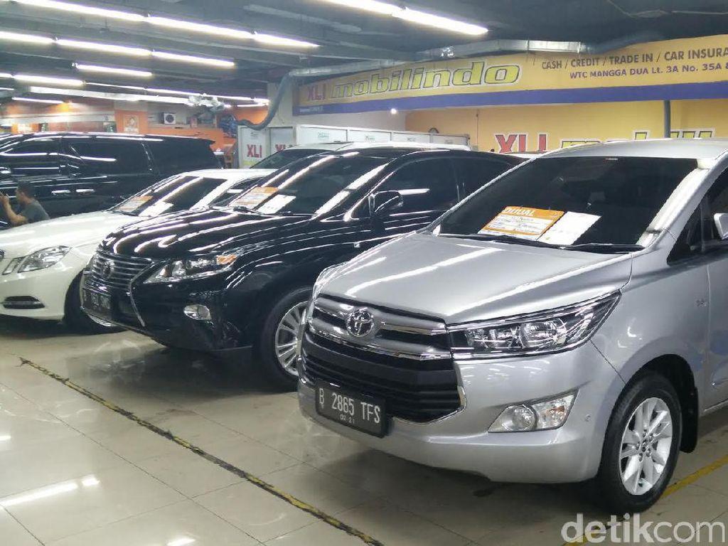 Serbuan Mobil Baru Tak Memakan Pasar Mobil Seken
