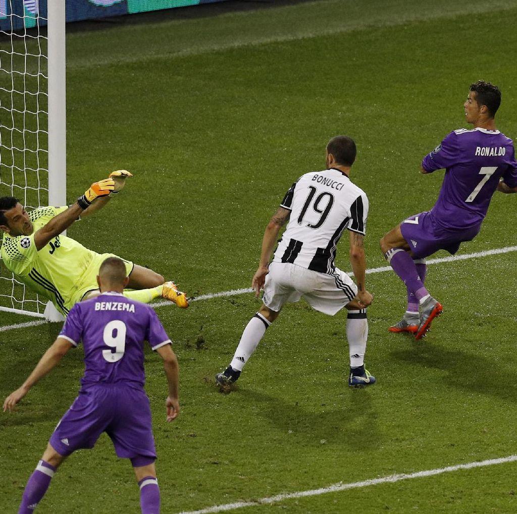 Nedved: Hasil di Final Tahun Lalu Takkan Berpengaruh untuk Juventus dan Madrid