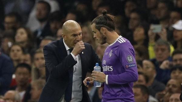 <i>Wejangan</i> Zidane Bikin Madrid Menggila di Babak Kedua