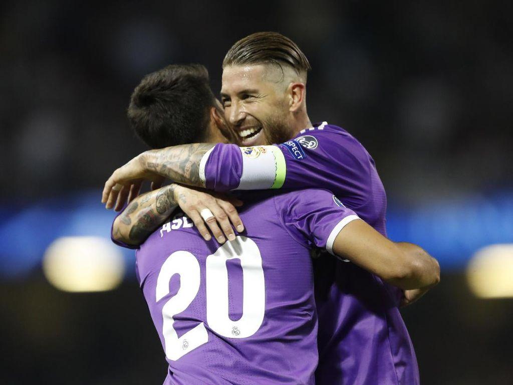 Barcelona dan Real Madrid Digdaya di Fase Grup Liga Champions
