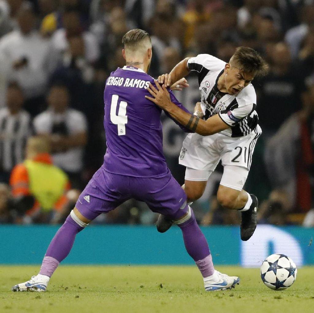 Madrid dan Juventus Sudah Kenal Luar Dalam