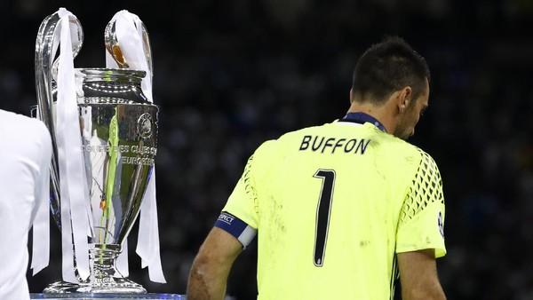 Buffon: Satu Kesempatan Lagi untuk Menangi Liga Champions