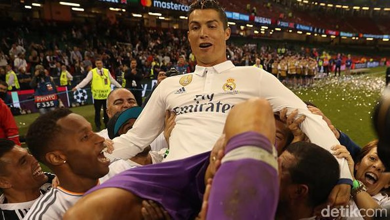 Ronaldo Bantah Tuduhan Ngemplang Pajak