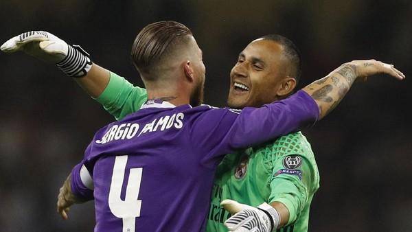Real Madrid Klub Pertama yang Pertahankan Trofi Liga Champions