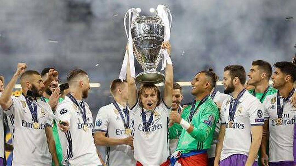 Euforia Madrid Juara Liga Champions Membahana di Instagram