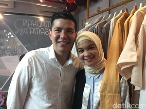 Ultah ke-27, Istri Haykal Kamil Hamil Anak Pertama