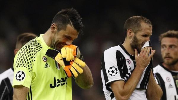 Antiklimaks untuk Juve dan Buffon