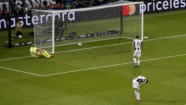 Gol Casemiro Memukul Mental Juventus