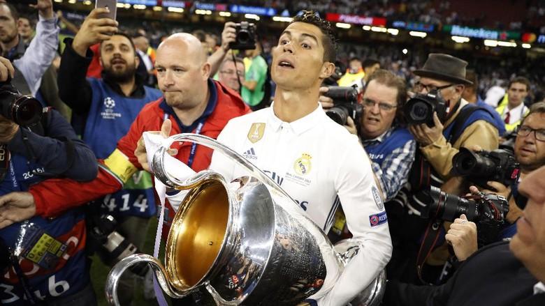 Ronaldo Soal Usia: Itu Hanyalah Angka