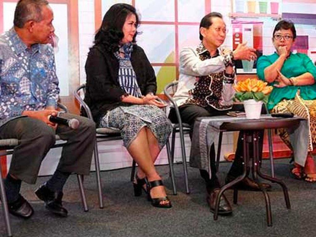 Lestarikan Orisinalitas Makna Kain Batik