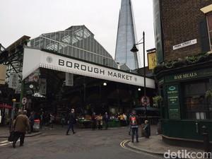 <i/>Borough Market</i>, Pasar Berusia 1000 Tahun yang Jadi Area Serangan Teror