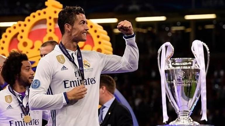 Ronaldo Muncul di Cover FIFA 18