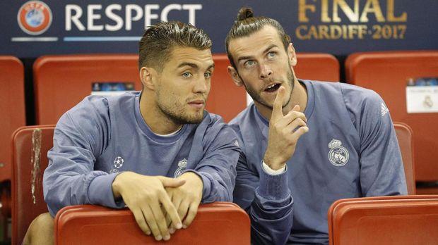 Mateo Kovacic hanya penghangat bangku cadangan di Real Madrid.
