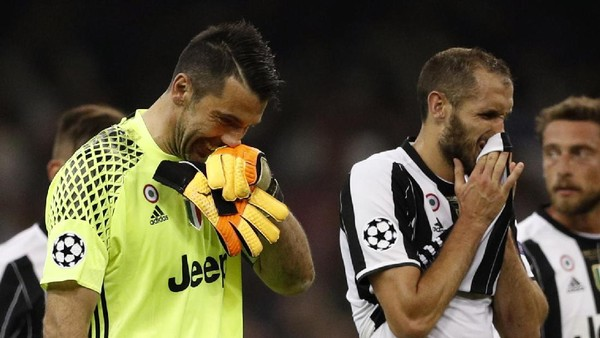 Ventura Nilai Juventus Tetap Luar Biasa meski Kalah di Final Liga Champions