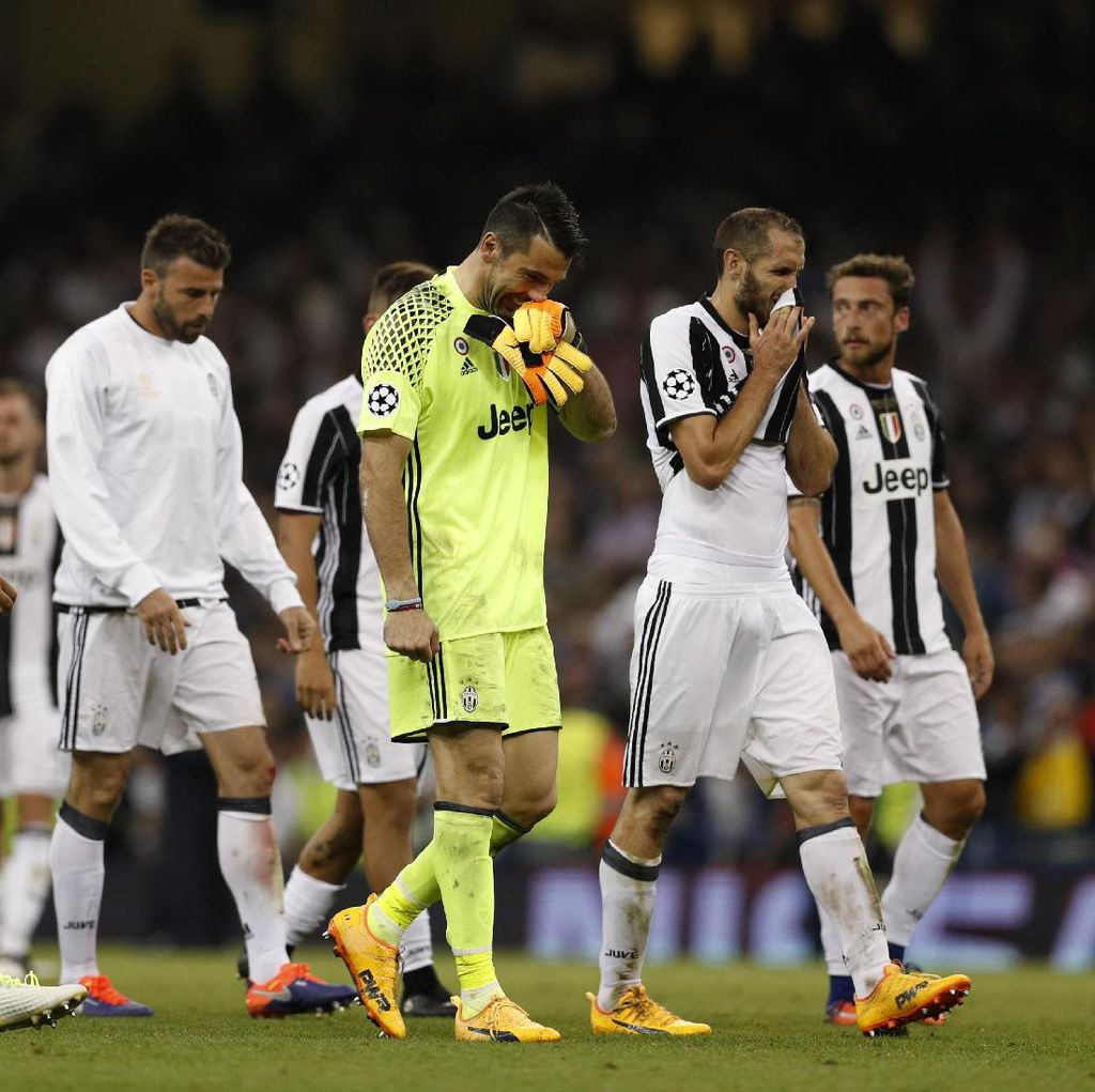 Kalah di Final Liga Champions, Juventus Disebut Kekurangan Pemain Berkarakter
