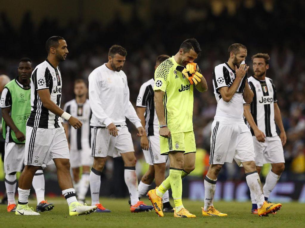 Kecewanya Bonucci, Sempat Meyakini Ini Waktunya Juventus Juara Liga Champions