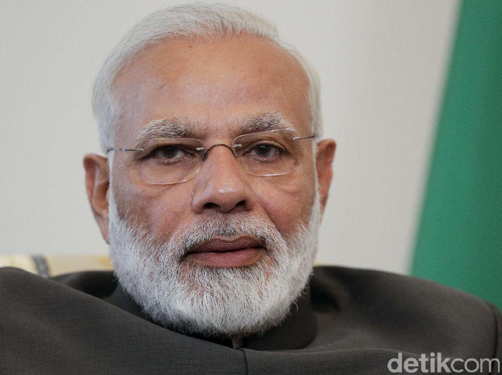 PM India Dituduh Sebarkan Data Warganya Lewat Aplikasi ke AS