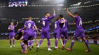 Madrid Jadi Tim Pertama yang Tembus 500 Gol di Liga Champions