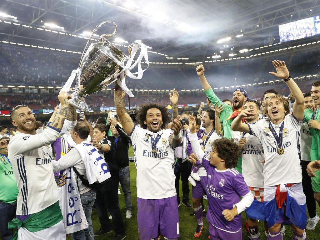 Juara Liga Champions 4 Kali Beruntun? Tak Ada yang Mustahil bagi Madrid