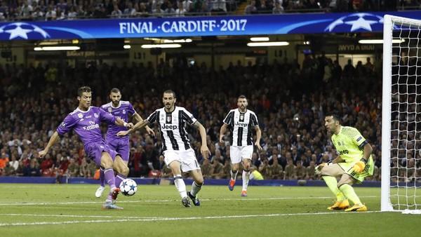 Juve Bermodal Pelajaran dari Kekalahan di Final Musim Lalu