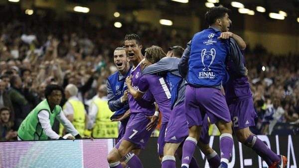 <b>Real Madrid Juara Liga Champions!</b>