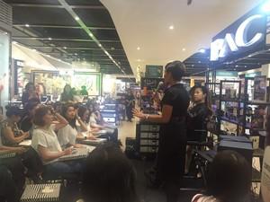 Beauty Class Bersama Transmart Cempaka Putih dan Lenmarc Surabaya