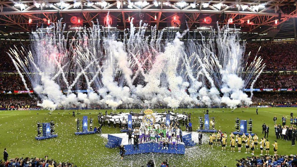 Real Madrid Juara Liga Champions