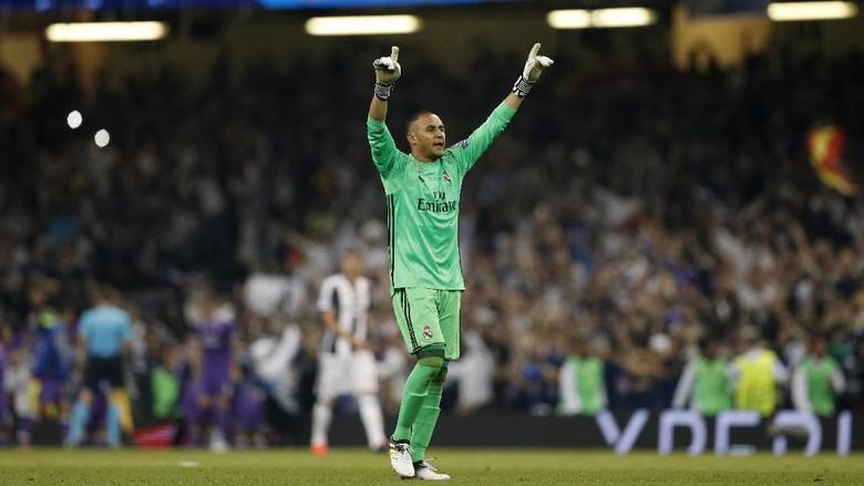 Navas: Madrid Jangan Lengah, Pertandingan di Paris Bisa Lebih Berbahaya!