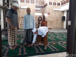 Ini Catatan Terakhir Mbah Isnoen Sebelum Wafat di Masjid As Sakinah