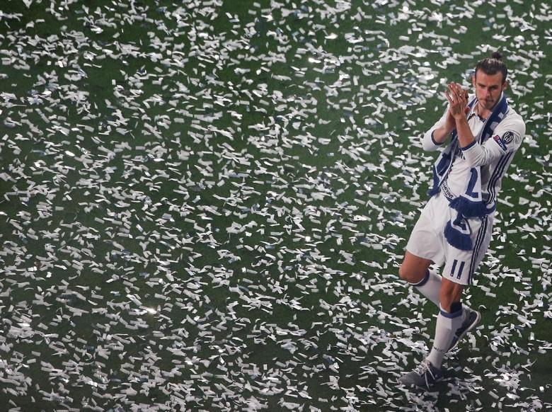 Bale Soal Mbappe dan Perjuangannya Tampil di Final Liga Champions