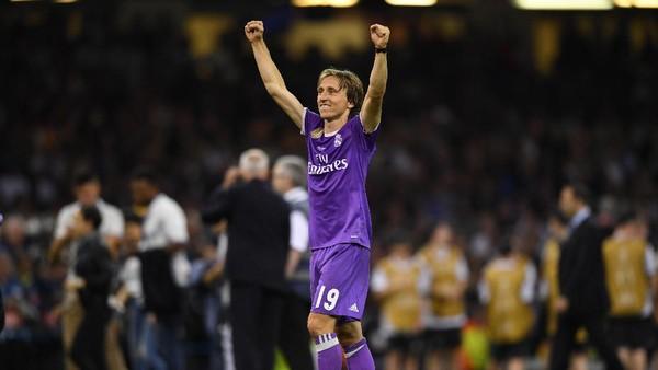 Modric: Madrid Bisa Dominasi Eropa