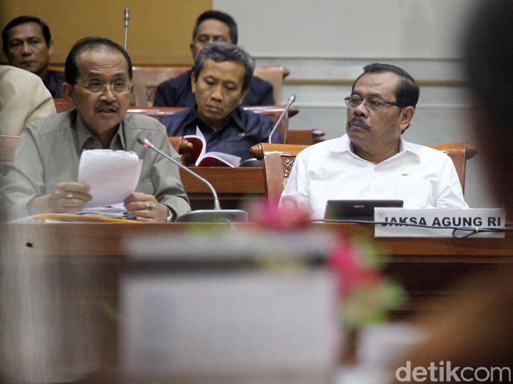 Komisi III Cecar Jaksa Agung soal Eksekusi Mati Gembong Narkoba