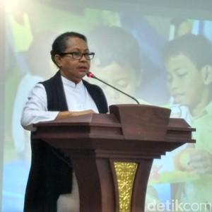 Bullying Kian Marak, Menteri Yohana: Ini Tanggung Jawab Sekolah