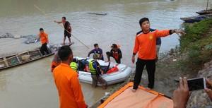 Pria Tenggelam di Sungai Cibeet Bogor Ditemukan Tewas