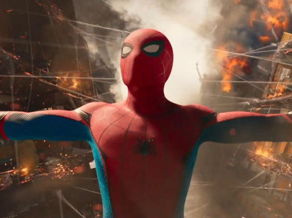 Sinopsis Spiderman: Homecoming, Aksi Penuh Perdana Tom Holland