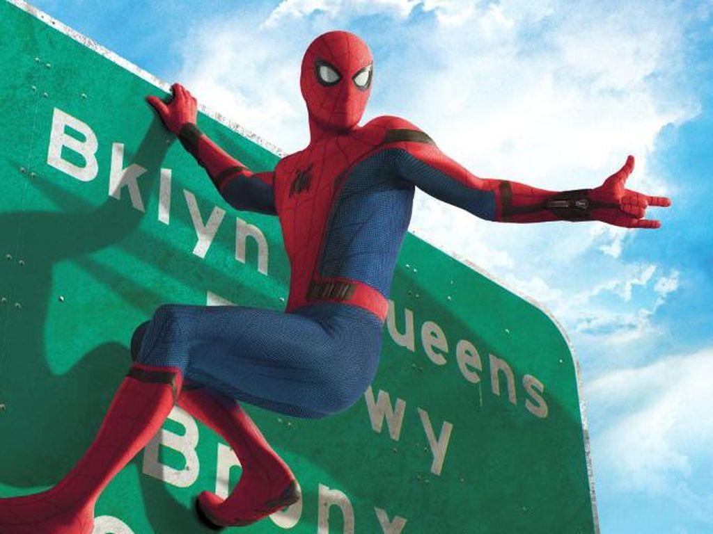 Disney Berikan 25 Persen Modal Produksi Spider-Man 3